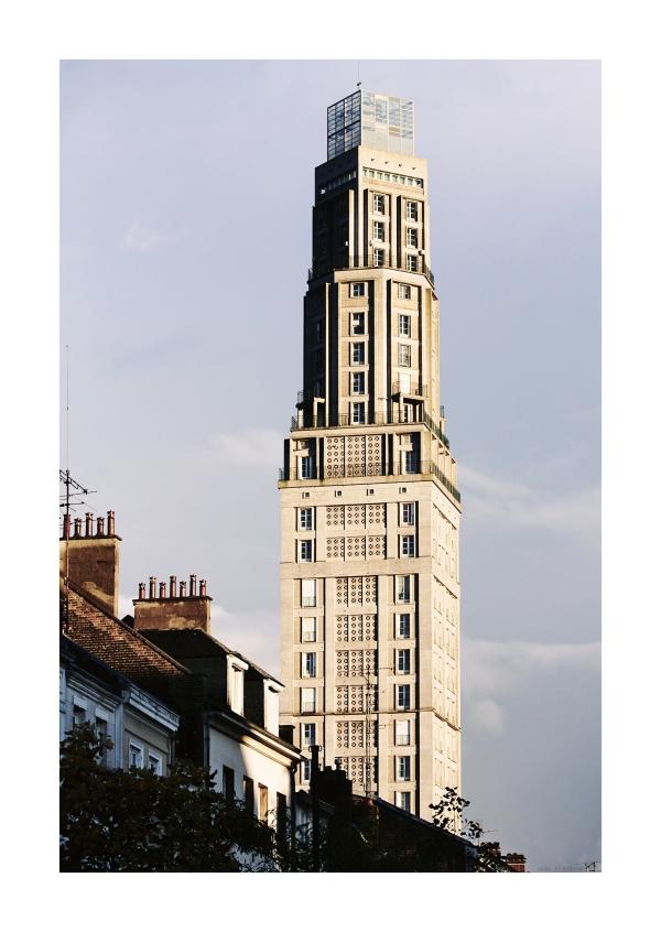 Tour Perret - Amiens (F)