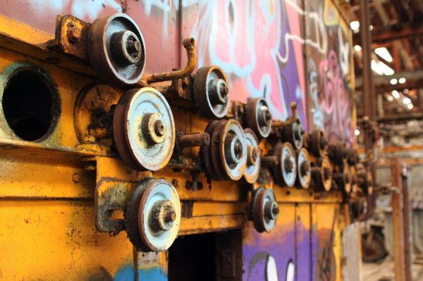 graff machine
