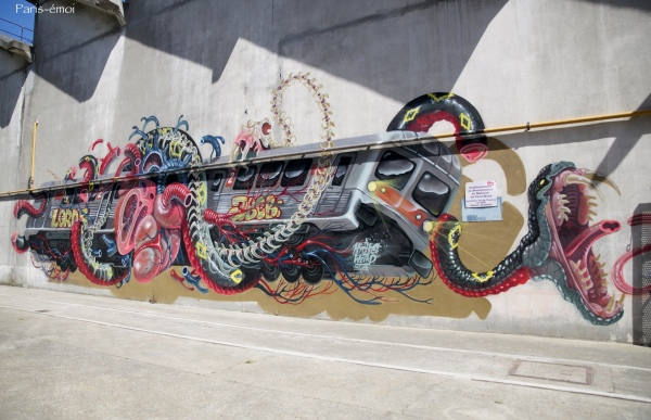 By Nychos the weird