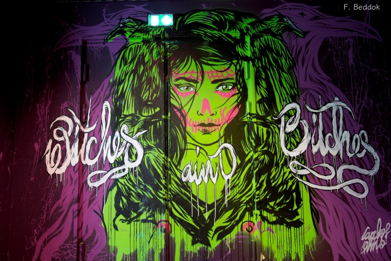 Witches and Bitches / Carlos Olmo / Rehab#2