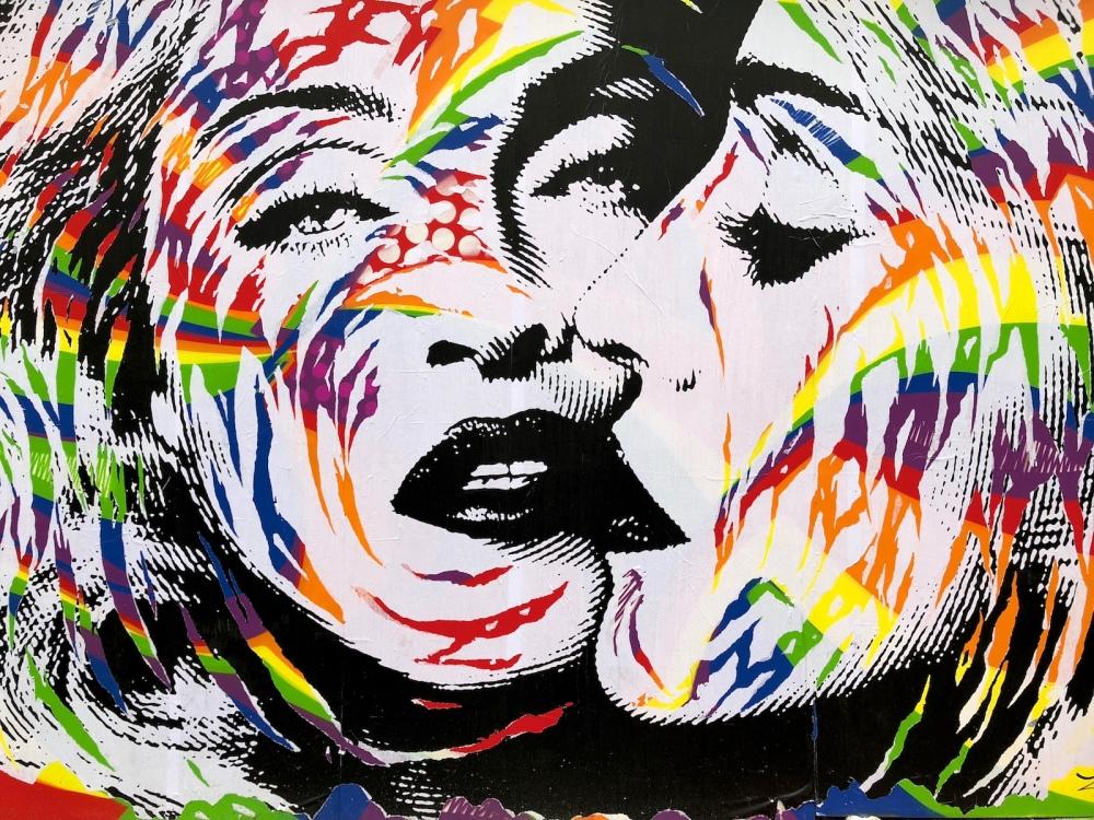 Madonna by Jo Di Bona