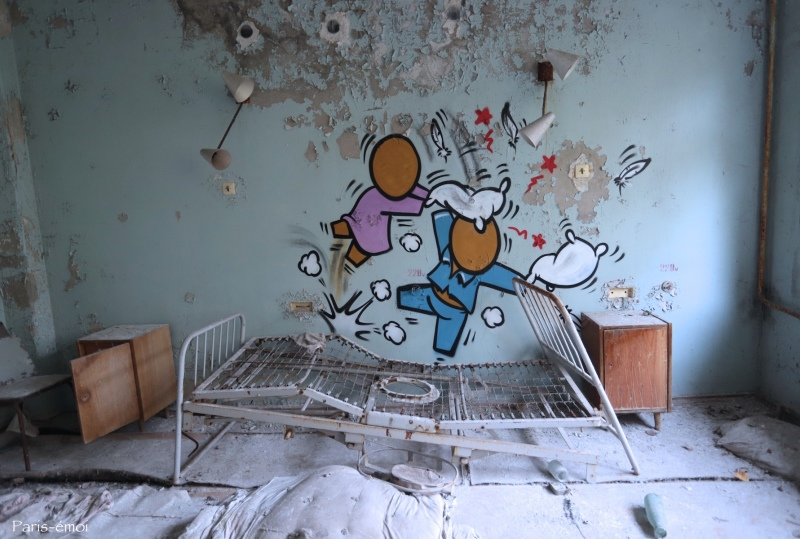 tchernobyl, Jace