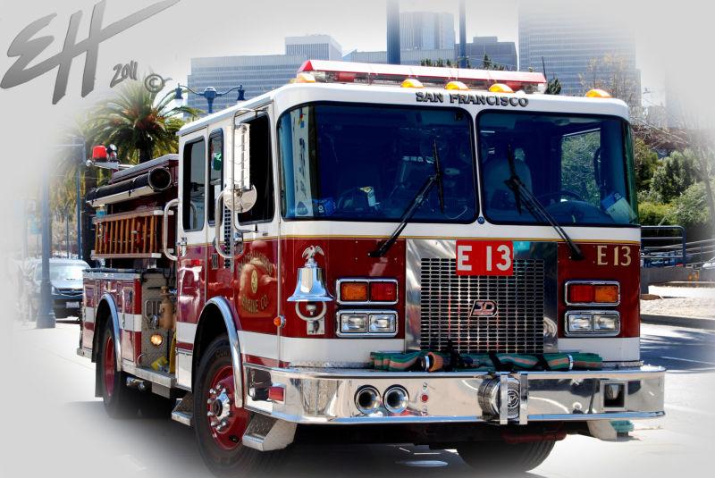 San Francisco Engine 13