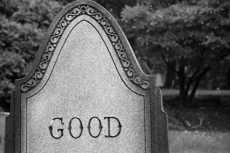 good grave site