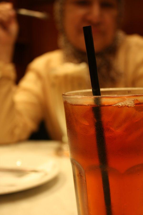 Iced Tea!