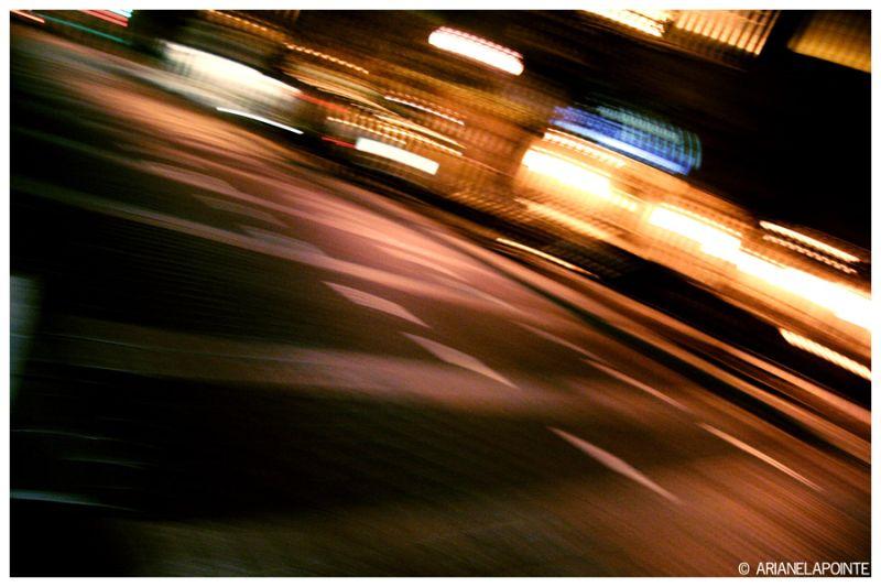 city slow motion