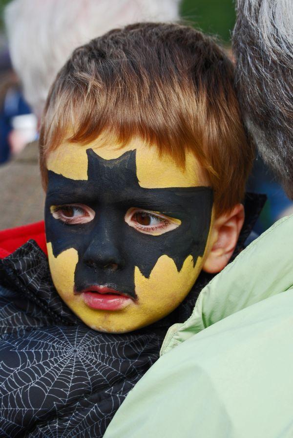 Grandma's Batman