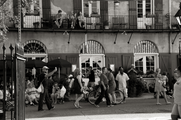 The French Quarter Balconies 4/4