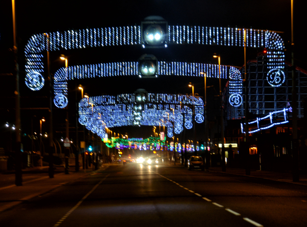 100 Years In Lights 1/5