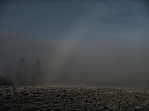 A Rainbow In The Fog?