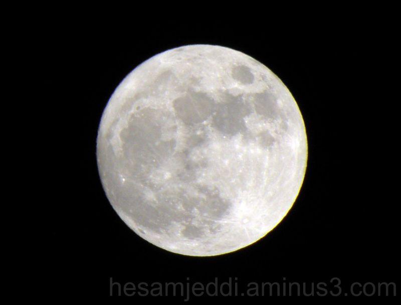 complete moon