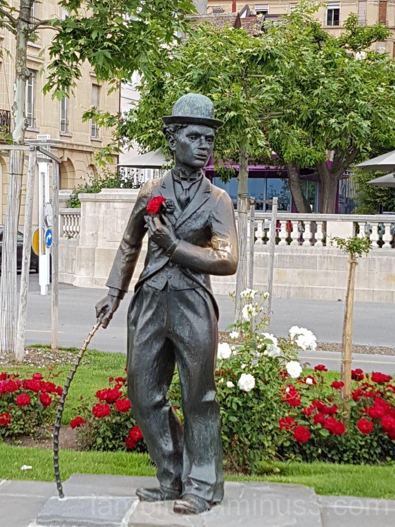 Mr. Chaplin