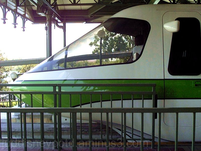 Monorail Drivers Cab