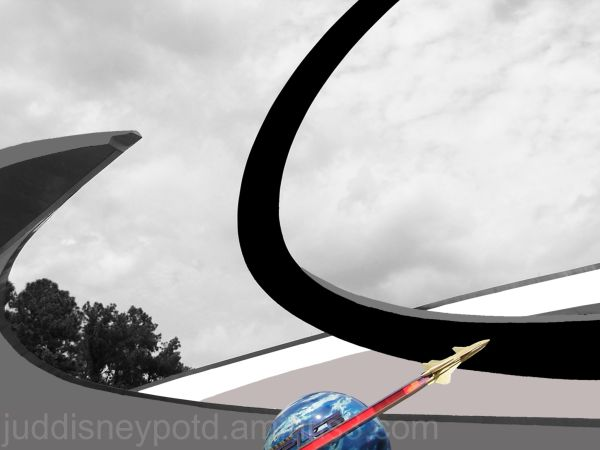 WDW, Walt Disney World, Jud, Epcot, Mission Space