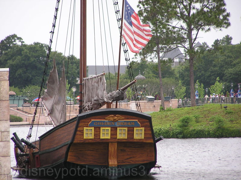 WDW, Walt Disney World, Jud, Epcot, America