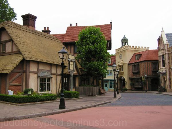 WDW, Walt Disney World, Jud, Epcot, United Kingdom
