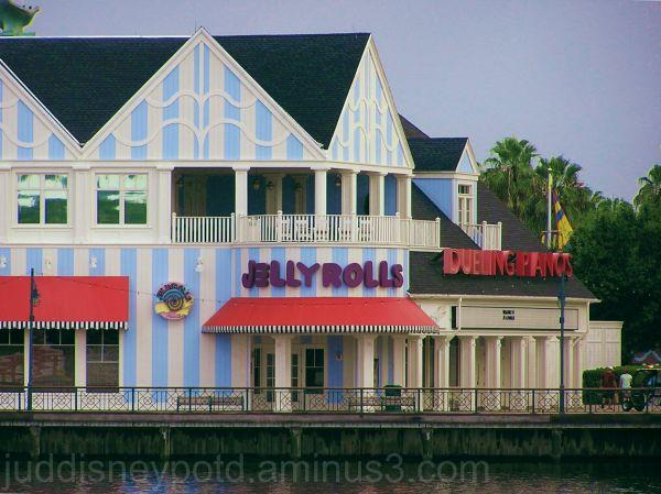 WDW, Walt Disney World, Jud, Boardwalk, Jelly