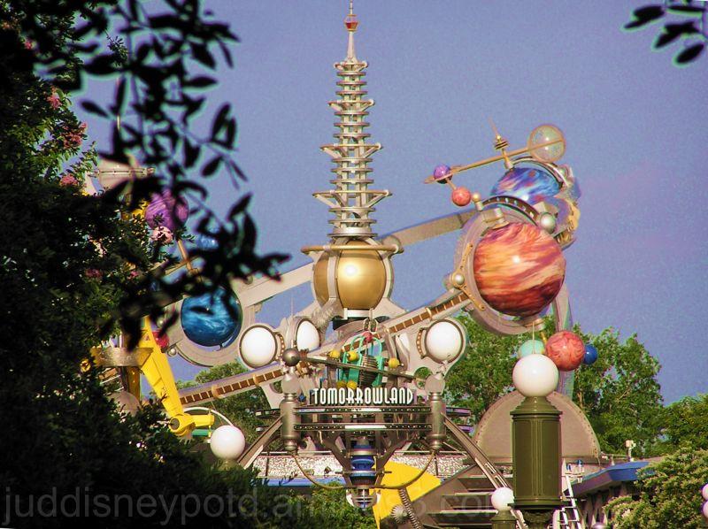 WDW, Walt Disney World, Jud, Magic, Tomorrow Land