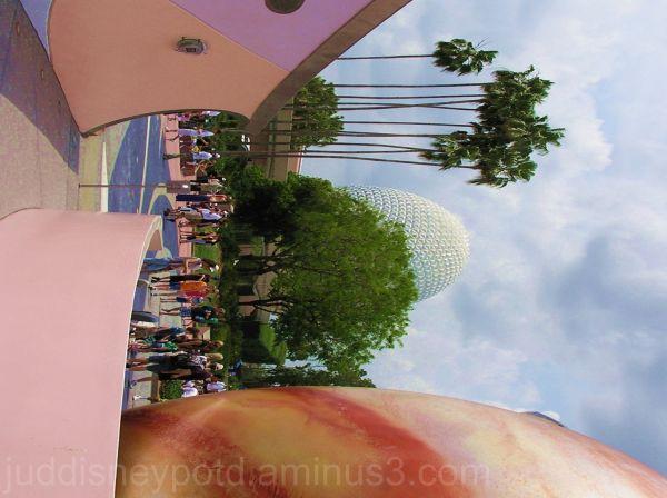 WDW, Walt Disney World, Jud, Epcot, Mission Space