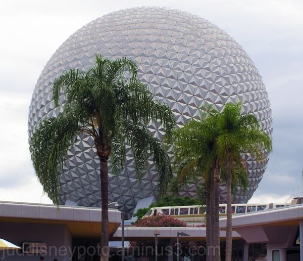 WDW, Jud, Epcot, Big Ball, Space Ship Earth, SSE,