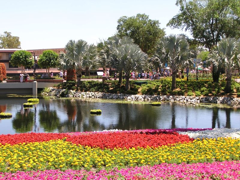 WDW, Jud, Epcot, Flower and Garden Show