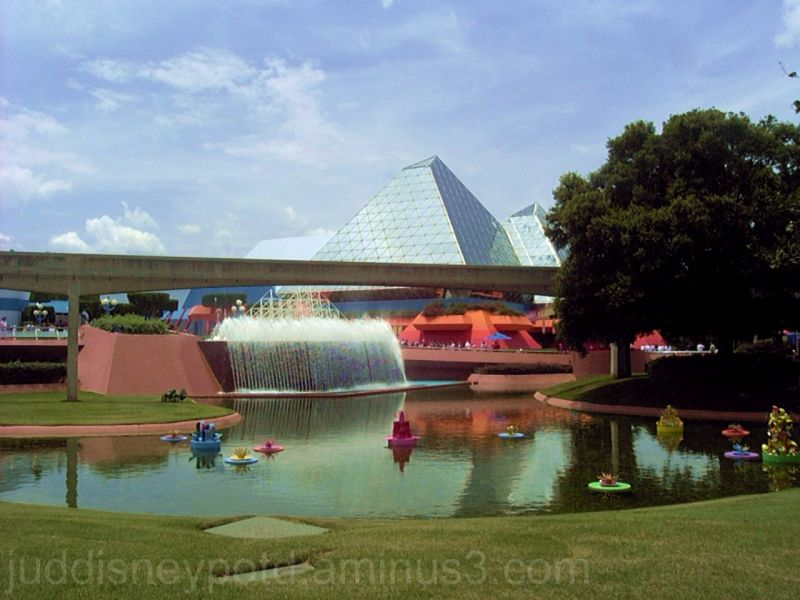 WDW, Walt Disney World, Jud, Epcot, Imagination