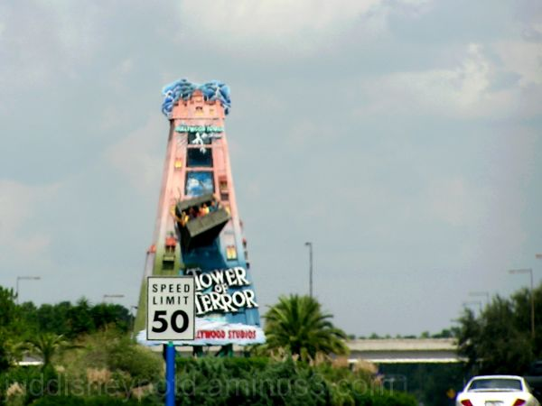 WDW, Walt Disney World, Jud, Main Gate, Sign, TOT