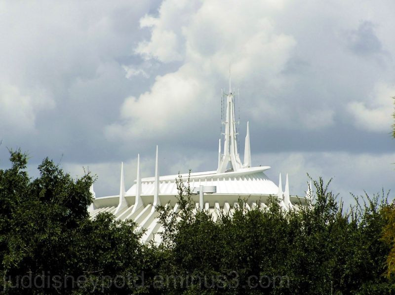 Jud, Magic Kingdom, Space Mountain, Peak