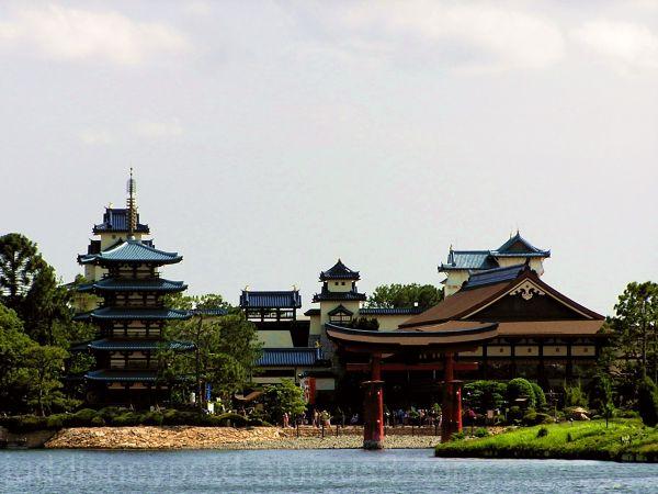 Jud, Epcot, Japan