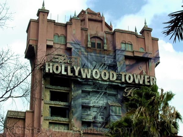 Jud, MGM Studios, TOT, Tower of Terror,