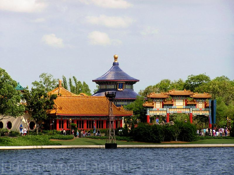 WDW, Walt Disney World, Jud, Epcot, China