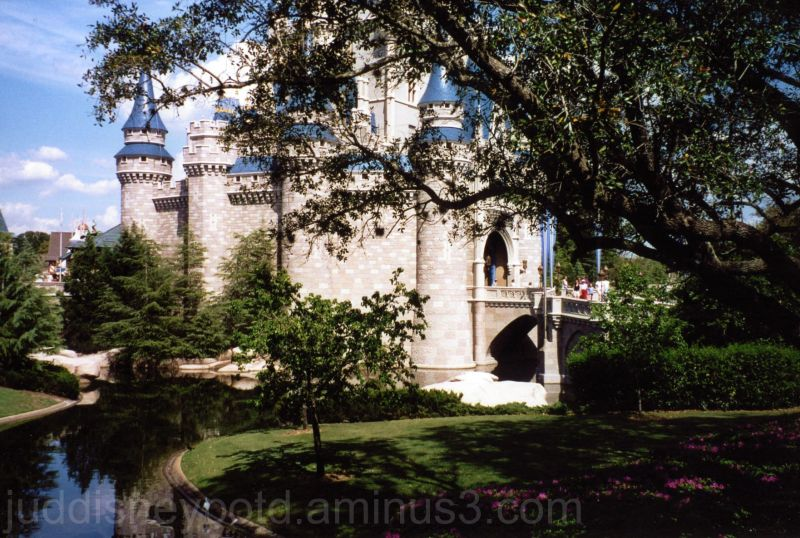 Jud, Magic Kingdom, Castle