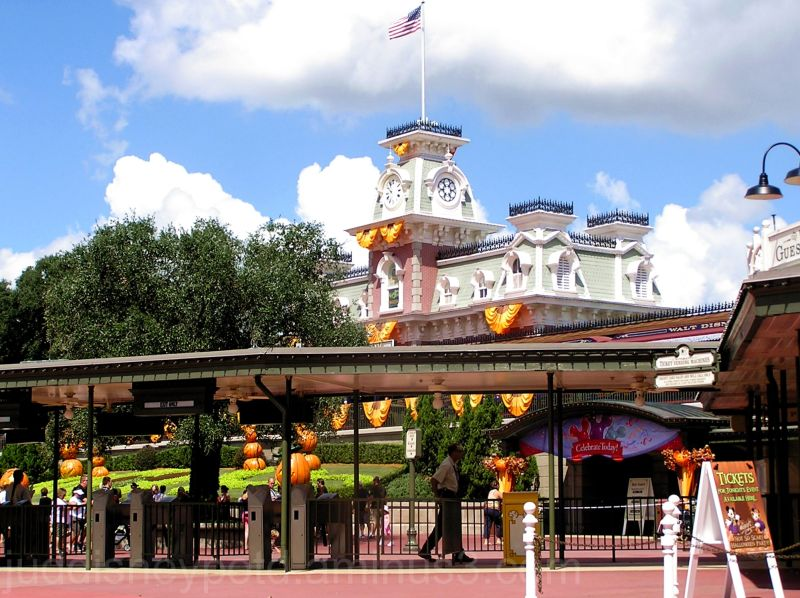 Magic Kingdom, Mickey's Halloween Party, MNSSHP