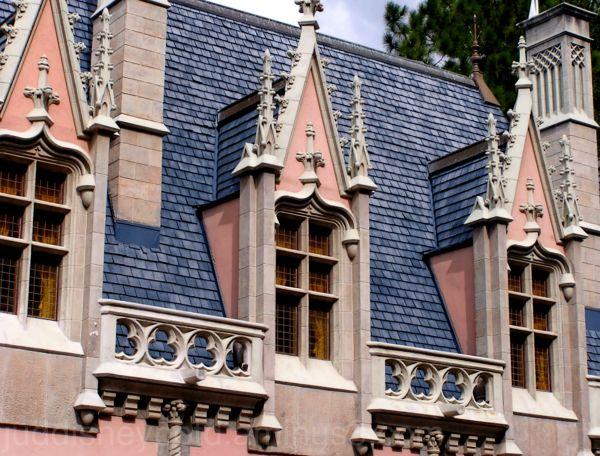 Jud, Magic Kingdom, Castle, Crenulation