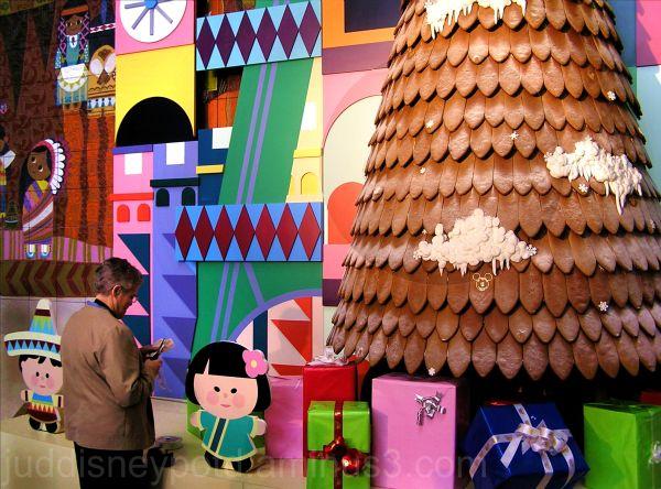 Contemporary, Christmas, Gingerbread, Mary Blair