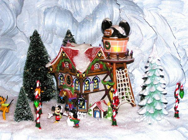 WDW, Disney, Jud, Christmas, Mickey House