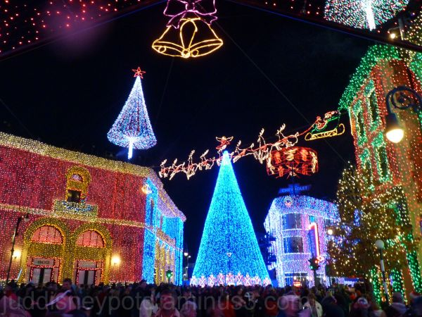WDW, Disney, Studios, Christmas, Osborne Lights