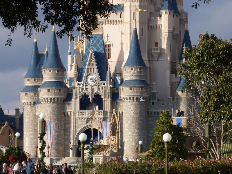 WDW, Disney, Jud, Magic Kingdom, Castle