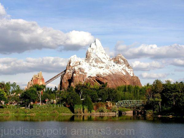 WDW, Disney, Animal Kingdom, Expedition Everest
