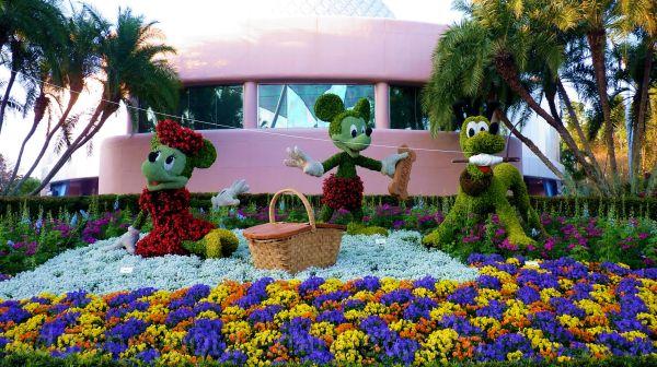 Epcot, Flower and Garden Festival, Big Ball, Jud