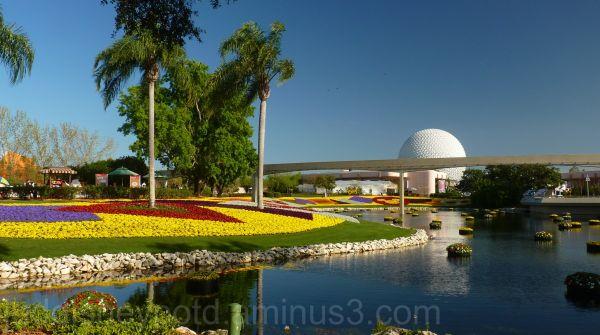 Disney, Epcot, Flower and Garden Festival, Jud