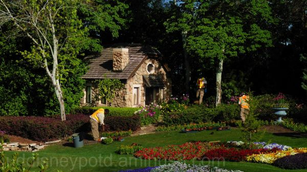 WDW, Disney, Epcot, Flower and Garden Festival