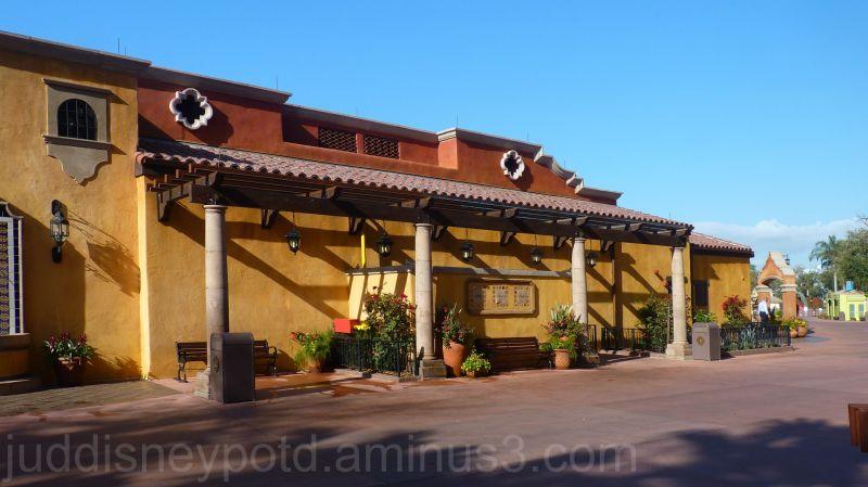WDW, Disney, Epcot, Mexico, La Cantina, Jud