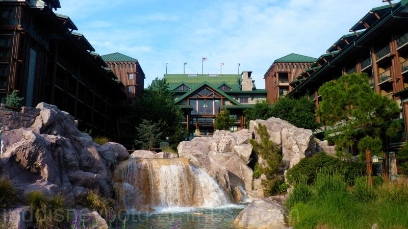 WDW, Wilderness Lodge, Disney, Jud