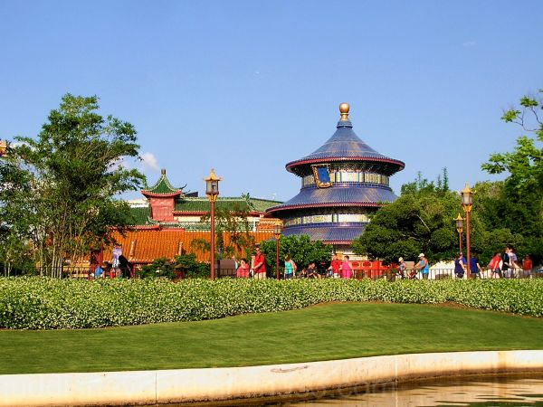 WDW, Disney, Epcot, World Showcase, China, Jud