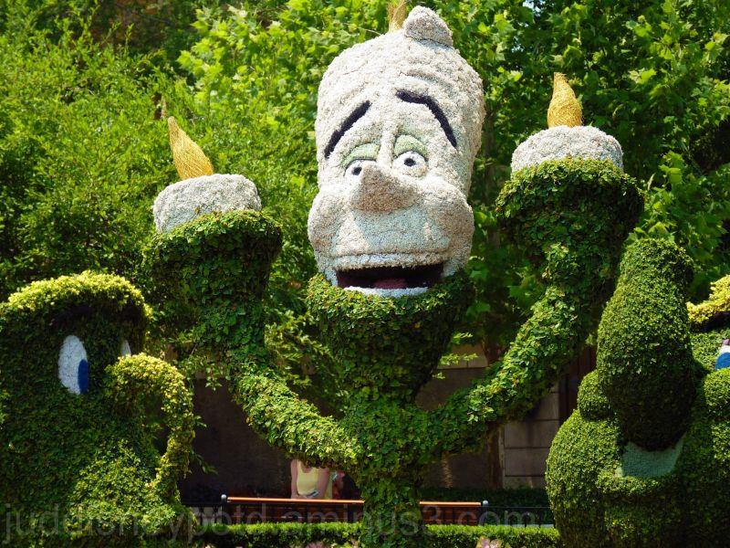 Epcot, World Showcase, Flower & Garden, Jud