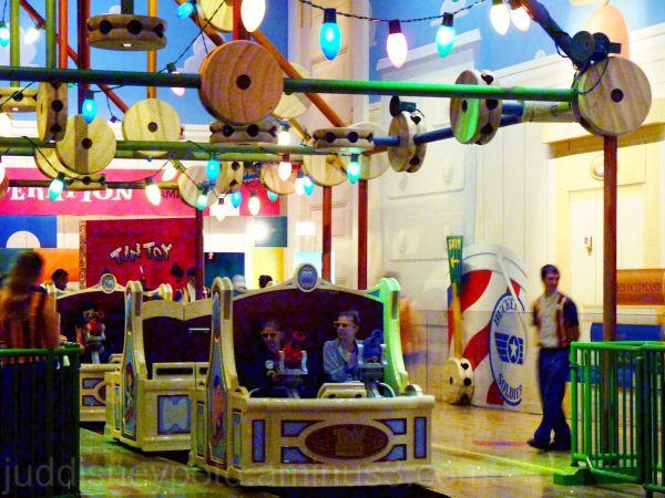 WDW, Disney, Jud, Hollywood Studios, Toy Story Man