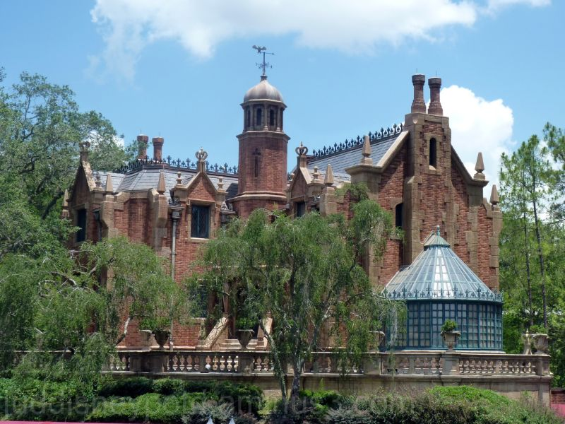 WDW, Disney, Jud, Magic Kingdom, Haunted Mansion