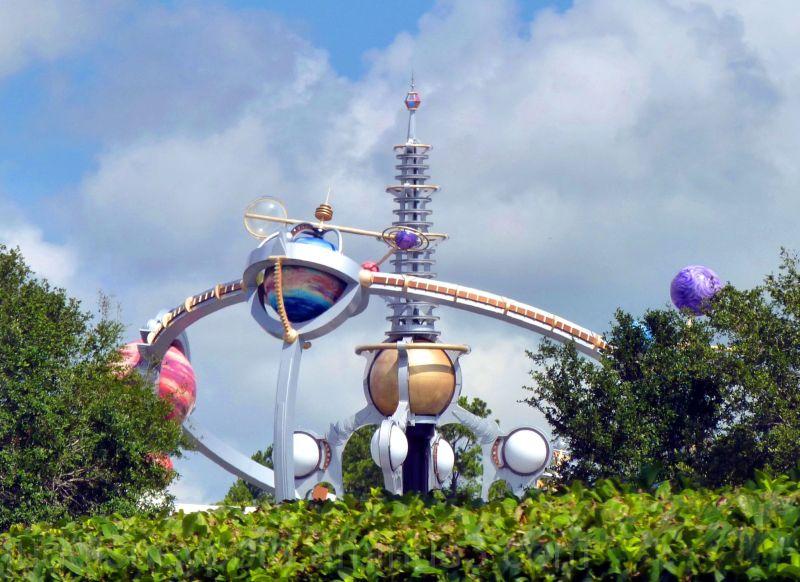 WDW, Disney, Jud, Magic Kingdom, Astro Orbitor