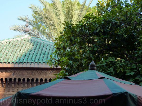 Jud, Disney, Walt Disney World, Epcot, Morocco